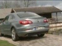 Видео обзор Volkswagen Passat CC от MotorsTV
