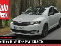 Тест Skoda Rapid Spaceback