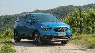 Тест-драйв Opel Crossland X