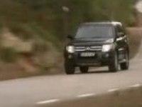 Видео обзор Mitsubishi Pajero от MotorsTV