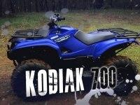 Особенности Yamaha Kodiak 700 (EPS/SE)