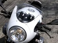BMW R nineT Racer в статике
