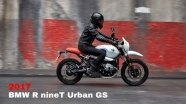BMW R nineT Urban G/S в статике