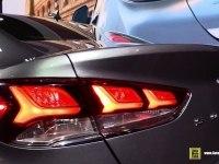 Hyundai Sonata на выставке
