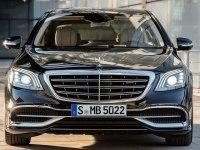 Проморолик Mercedes-Benz S-Class