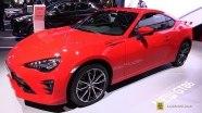 Toyota GT 86 на выставке