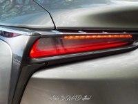 Особенности Lexus LC 500h