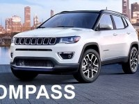 Обзор Jeep Compass