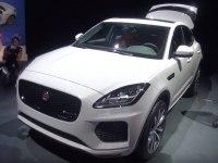 Jaguar E-Pace - первое знакомство