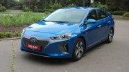 Тест-драйв Hyundai IONIQ Electric