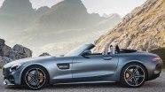 Обзор Mercedes-AMG GT C Roadster