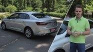 Тест-драйв Renault Megane Sedan
