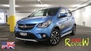 Тест Opel Karl Rocks