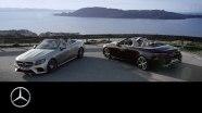 Промовидео Mercedes-Benz E-Class Cabriolet