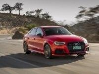 Обзор Audi RS3 Sedan