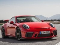 Промовидео Porsche 911 GT3