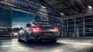 Звук и динамика Porsche 911 GT2 RS
