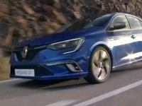 Промовидео Renault Megane GT