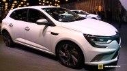 Renault Megane GT на выставке