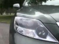 Видео обзор Lexus LS 600h от MyRide