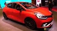 Renault Clio R.S. на выставке