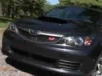 Видео обзор Subaru Impreza WRX STI от MyRide