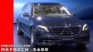 Дебют Mercedes-Maybach S-Class