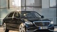 Mercedes-Maybach S-Class внутри и снаружи