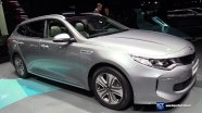 KIA Optima Sportswagon Plug-in Hybrid на выставке