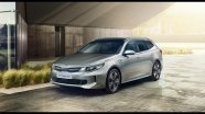 Проморолик KIA Optima Sportswagon Plug-in Hybrid