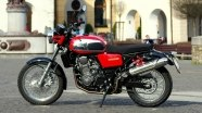JAWA 660 Vintage в статике