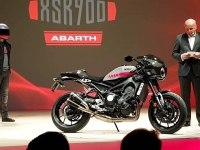 Дебют Yamaha XSR900 Abarth