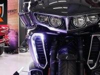 Особенности Yamaha Star Venture
