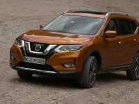 Отзывы о Nissan X-Trail