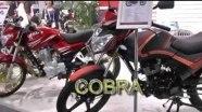 SkyBike Cobra 125 на выставке