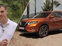 Тест-драйв Nissan X-Trail 2017