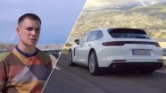 Тест-драйв Porsche Panamera Sport Turismo