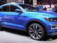 Volkswagen T-Roc R-Line - интерьер и экстерьер