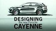 Дизайн Porsche Cayenne