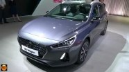 Hyundai i30 Wagon - интерьер и экстерьер