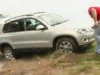 Тест-драйв Volkswagen Tiguan от Autocentre.Ua
