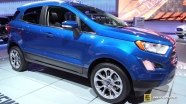 Интерьер и Экстерьер - Ford EcoSport