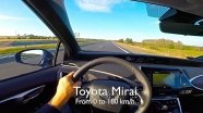 Toyota Mirai - Динамика