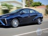 Toyota Mirai - обзор от Kelley Blue Book
