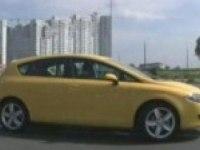 Тест-драйв Seat Leon от Autocentre.Ua