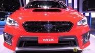 WRX - интерьер и экстерьер