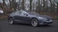 Tesla Model S обзор от carwow