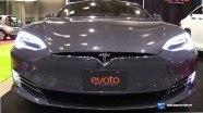 Интерьер и экстерьер - Tesla Model S