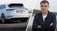 Тест-драйв Porsche Cayenne 2018