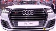 Audi SQ7 - интерьер и экстерьер